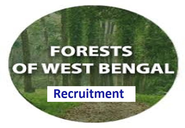 West Bengal Forest Recruitment 2020
